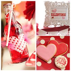 HUNDREDS of Valentine's Day ideas all wrapped up into one! ♥