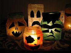 more halloween votives