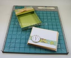 Notecard box tutorial
