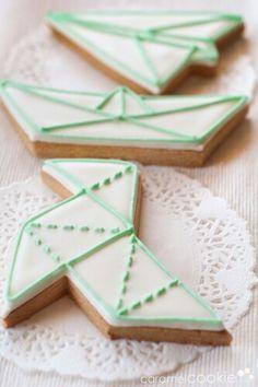 Origami Cookies