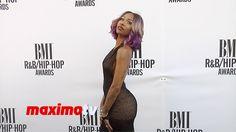 Diamond | 2014 BMI R&B Hip Hop Awards ARRIVALS | Los Angeles
