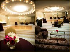 An elegant after party at our #Boston hotel. #WeddingWednesday