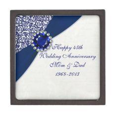 45th Wedding Anniversary on Pinterest Wedding Anniversary ...