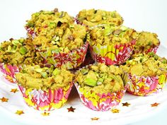 Ginger mango muffins.. diabetic friendly and packed with delicious goodness!