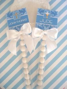 First Communion Candy Favor Kits