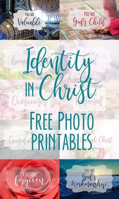 Identity in Christ P