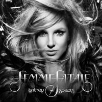 """Britney Spears """"Femme Fatale""""  Artist: Brandon  #BritneySpears #AlbumArt"""