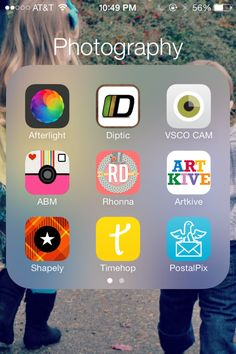 The Best Photo Apps For Parents