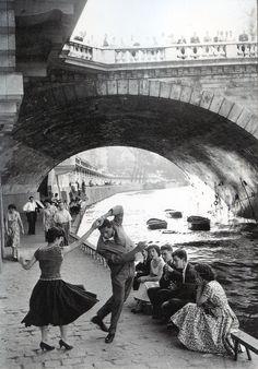 1950: Rock n Roll sur les Quais de Paris
