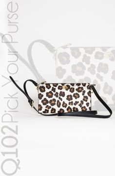Tory Burch - Ocelet Leopard Crossbody. Go to wkrq.com to find out how to play Q102's Pick Your Purse!