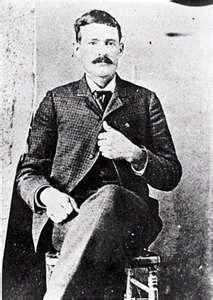 "Outlaw Tom ""Black Jack"" Ketchum 1863-1901"
