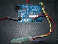 Arduino via Bluetooth