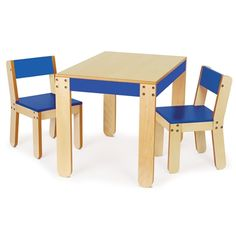 Kid's table and chairs
