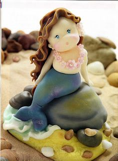 *COLD PORCELAIN ~ porcelana fria leticia n7 018