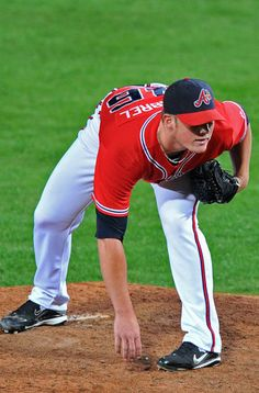 Craig Kimbrel--2011 NL Rookie of the Year...Ready to Bring the Heat!