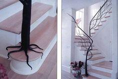 branch railing