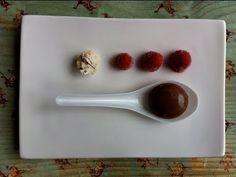 Chocolate Sphericals Dessert Molecular Gastronomy how to cook that ann reardon