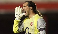 David Seaman the reason I started following Arsenal all those years ago...""