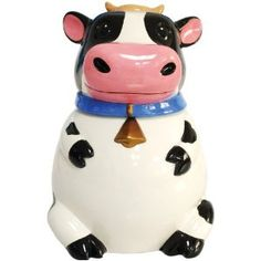 Cow Cookie Jar