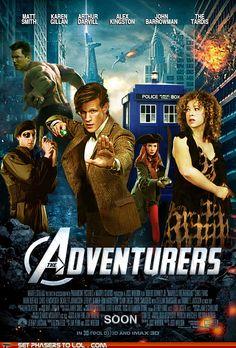 The Adventurers...soon