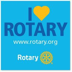 Share the love and re-pin this image or share on Facebook. #Rotary