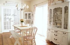 Hearts At Home Tour - White Lace Cottage