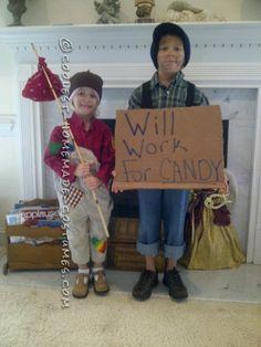 lastminut child, halloween bum, halloween costumes, costume ideas, child costum, children costumes, kids, candi costum, costume halloween