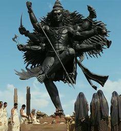 warrior, circles, betrayal, lord shiva, god, statues, art, dark side, india