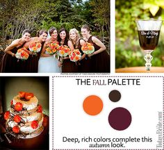 What's Your Palette? — Today's Bride