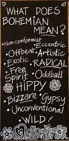 ☮ American Hippie Quotes ~ Bohemian