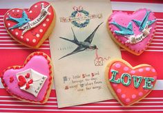 love is in the air by nice icing