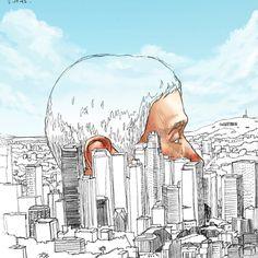 Kazu Tabu 氏の個展がパサデナで開催 - When The Sun Becomes A Memory     ロサンゼルス発サブカル系WEBマガジン「 ジャパラ - JAPA+LA 」http://japa.la/?p=13290