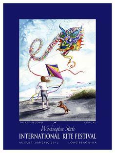 International Kite Festival - Long Beach