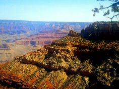Grand Canyon National Park Arizona 2012
