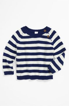 Nordstrom Baby Stripe Sweater (Infant) | Nordstrom