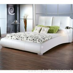 Leather Bed Frames On Pinterest Sleigh Beds Aries And Leather