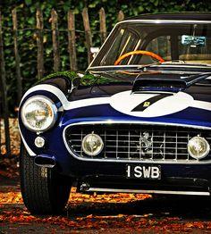 Stirling Moss' 1961 Rob Walker Ferrari 250 GT SWB C
