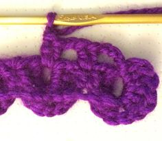How to do crocodile stitch. crocodil stitch