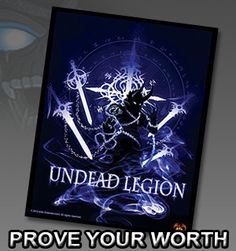 The Undead Legion Poster
