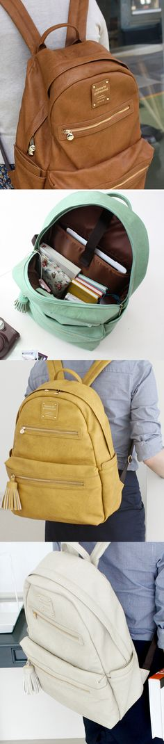Wow! This backpack i
