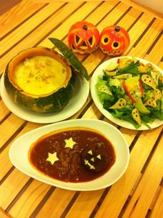 Halloween Themed Food   #fall #autumn #halloween #treats
