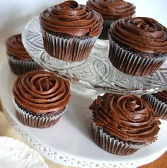 There are many ways I could describe this chocolate frosting: incredible, the best, look no further, youll never make any other, ultimate, amazing. And as you can see I couldnt really decide - so  you have a post titled the ultimate and a gr