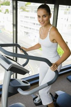How to Do High Intensity Interval Training on an Elliptical Machine