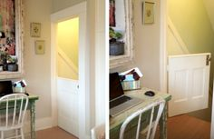 A Half-Door Baby Gate Looks Great and Costs Less