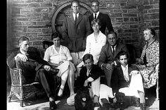 Franklin Roosevelt family