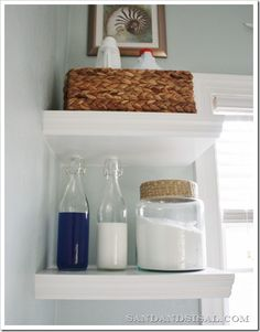 shelf tutorial