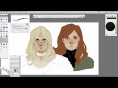 90 Minute Noto Drawing in 2.5 Minutes - YouTube