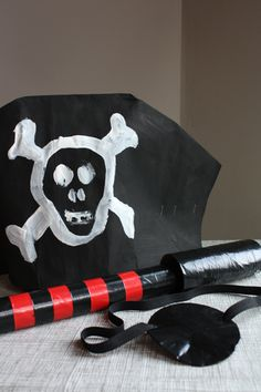 Pirate crafts  for pirate week