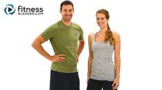 Day 2: Fitness Blender's 5 Day Workout Challenge - Fitness Blender