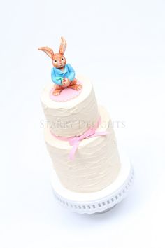Peter Rabbit cake and tutorial - Starry Delights